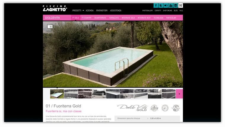 Delta vacanze s r l piscine e accessori for Accessori laghetto