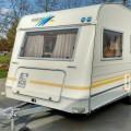 KNAUS SUDWIND 450 TK 1997